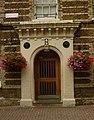 Entrance to Block B, Peabody Estate, Clerkenwell (1883) - geograph.org.uk - 2008709.jpg