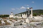 Epidauros Abaton 2008-09-11