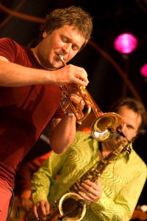 Eric Vloeimans (trumpet)