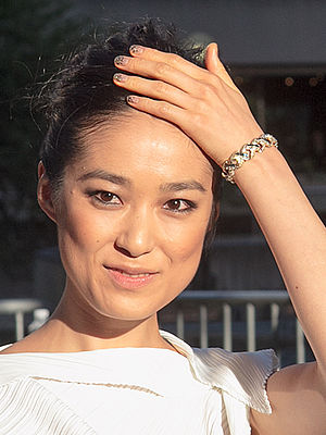 Uzumaki (film) - Eriko Hatsune (pictured in 2012) starred as Kirie Goshima in Uzumaki