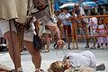 """Escenificación """"Os castrexos non pagan impostos"""" (6079716812).jpg"""