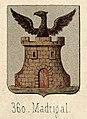 Escudo de Madrigal (Piferrer, 1860).jpg
