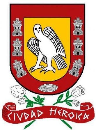 Valladolid, Yucatán - Image: Escudo de Valladolid