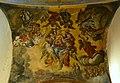 Església de sant Jaume Apòstol de Gaianes, volta amb frescos.JPG