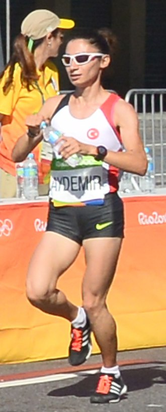 Esma Aydemir - Image: Esma Aydemir Rio 2016