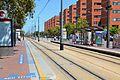 Estació de la Carrasca, tramvia de València.JPG