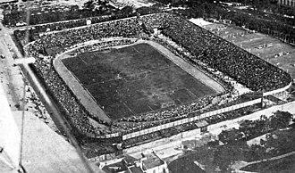 1929 South American Championship - Image: Estadio Alvear y Tagle