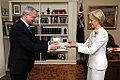 Estonian Ambassador H.E. Mr Andres Unga presents his credentials to the Governor-General of Australia H.E. Ms Quentin Alice Louise Bryce. 28.03.2013 (8597769358).jpg