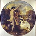 Etty – Female Bathers Surprised by a Swan.jpg