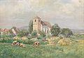 Eugen Jettel Kirche in Staatz 1896.jpg