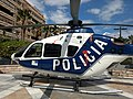 Eurocopter EC-135, Policía Nacional (España), EC-LTT, Ángel-32 (44947981401).jpg