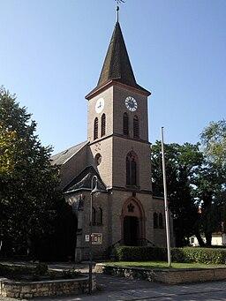 Evangelische Kirche Maxhuette