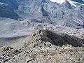Ex. Österreichische Gipfelstellung auf dem Monte Scerluzzo.JPG