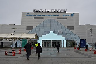 ExCeL London - ExCeL London in January 2018