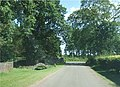 Exit from Charleton estate to A92 - geograph.org.uk - 512134.jpg