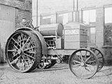 Трактор Foster-Daimler