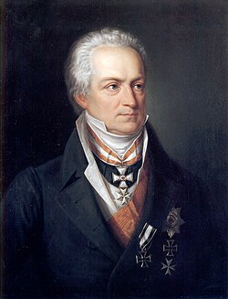 Karl August von Hardenberg (Source: Wikimedia)