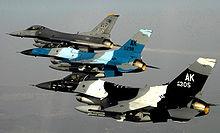 General Dynamics F-16 Fighting Falcon variants - Wikipedia