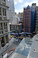 FC 2012Aug6 Fulton and Corbin Buildings seen from view over the new Dey St entrance canopy (P. Cashin) (7997076774).jpg