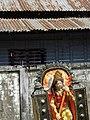 Facade with Hindu Statue - Srimangal - Sylhet Division - Bangladesh (12906735165).jpg
