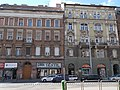 Facades. - 38 and 40 Ferenc Boulevard, Budapest District IX.JPG