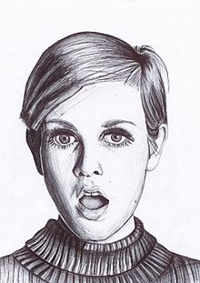 bca736289be Twiggy - Wikipedia