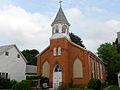 Fairfield PA church 2.JPG