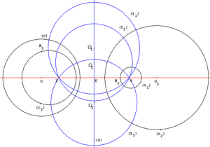 Homography - Homographies of the complex plane preserve orthogonal circles