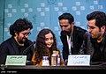 Fajr International Film Festival - Tabestane Dagh Press Conference 04.jpg