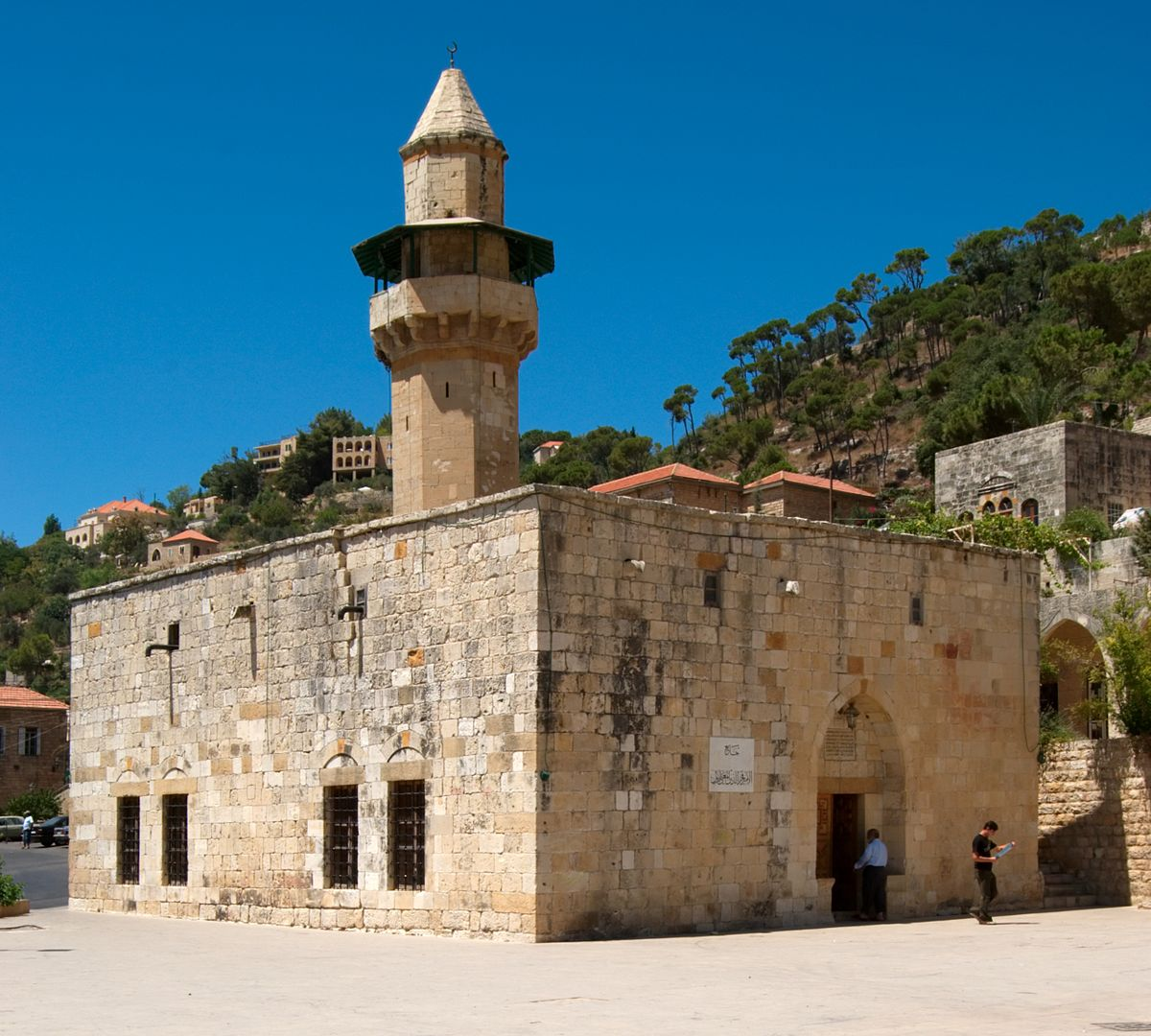 list of mosques in lebanon wikipedia