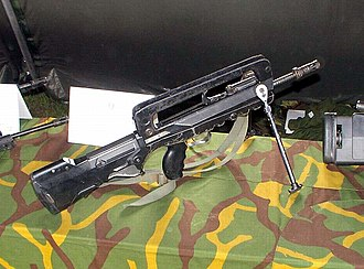 FAMAS - FAMAS F1 used by Serbian Police Special Forces.