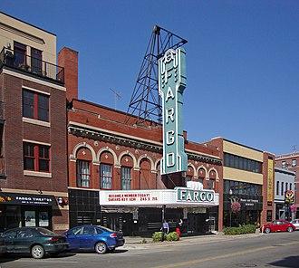 Fargo Theatre - Image: Fargo Theatre Fargo
