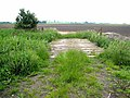 Farm bridge, Wood Fen - geograph.org.uk - 463175.jpg