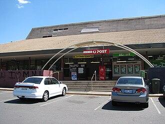 Farrer, Australian Capital Territory - Farrer shops