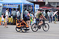 Father Taken Children Riding Bicycle in Chengkungling 20150606a.jpg
