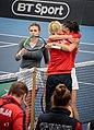 Fed Cup – Serbia v Croatia (32195037377).jpg
