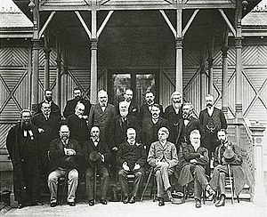 Australia–New Zealand relations - Final meeting of the Federal Council of Australasia in 1899.
