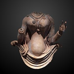 female bust-MG 18958
