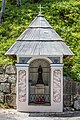 Ferlach Loibltal Sankt Leonhard Leonhardi-Wegkapelle 07062016 2593.jpg