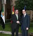 Fernández Vara con José Bono, que ha visitado Extremadura (4406461790).jpg