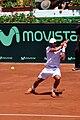 Fernando Verdasco in the 2009 Davis Cup semifinals 04.jpg