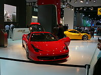 Ferrari 458 Italia thumbnail