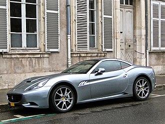 Ferrari California - Image: Ferrari California Flickr Alexandre Prévot (11)
