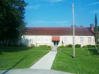 Fessenden Elementary School - Image: Fessenden Ocala 01