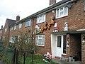 Festive exterior in Redbridge Grove - geograph.org.uk - 631708.jpg