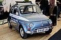 Fiat 500 F, 1965 - DX60136 - DSC 0360 Compressor (36815462652).jpg