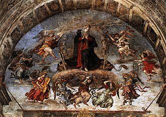Carafa Chapel - Assumption.