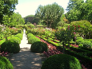 Filoli - The Rose Garden