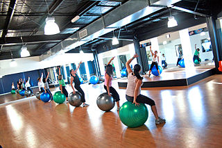 Exercise ball Type of ball