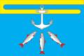 Flag of Oktyabrsky (Kamchatka krai).png
